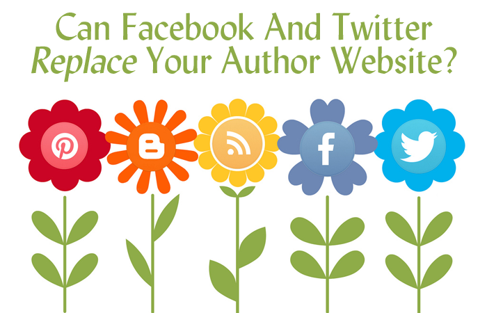 Can Facebook And Twitter Replace Your Author Website?