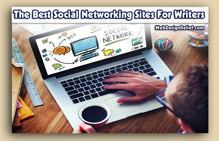 social networking sites for writers