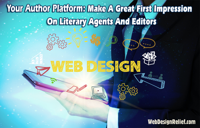 Author Platform Make A Great First Impression FINAL