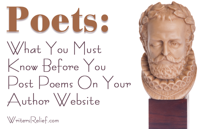 Poems On Your Author Website